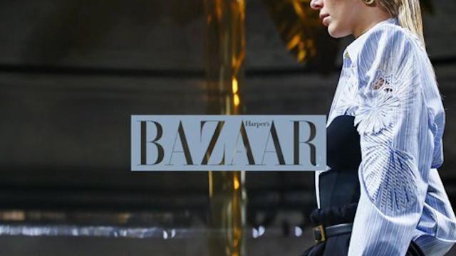 时尚芭莎90秒   偶像回归,杀手上线,米兰时装周故事好多!