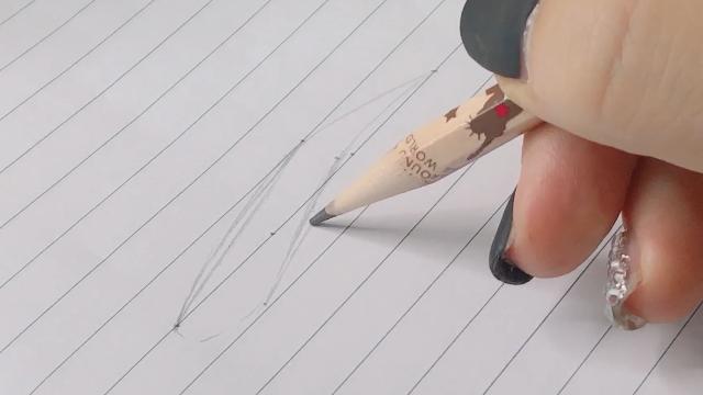 半永久纹绣新手视频教程,眉形画法审美细节讲解分享