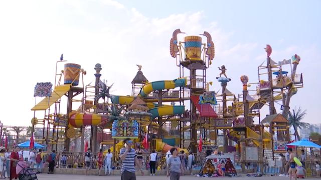 嗨啤十一欢乐MAYA 2019南昌MAYA乐园