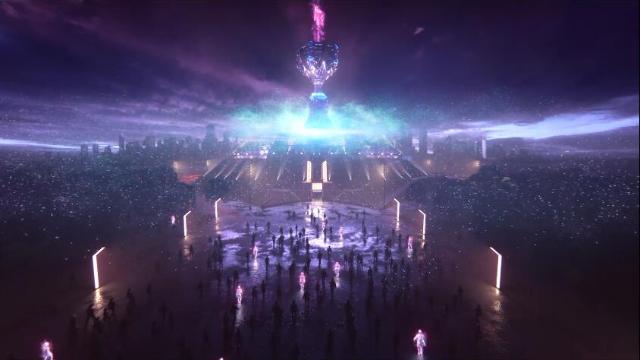 英雄联盟2019全球总决赛主题曲MV《涅槃》
