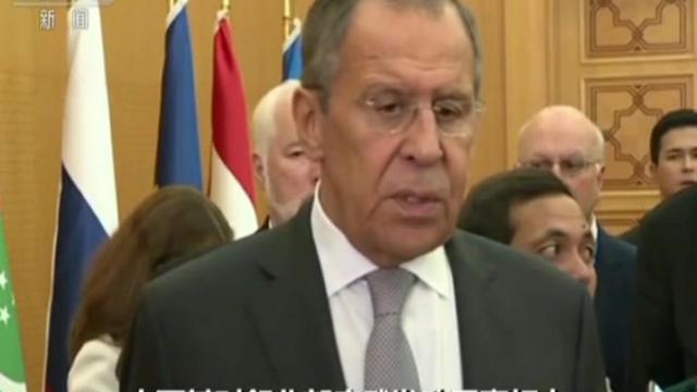 土耳其对叙北部库武发动军事打击:俄外长呼吁土叙政府展开对话