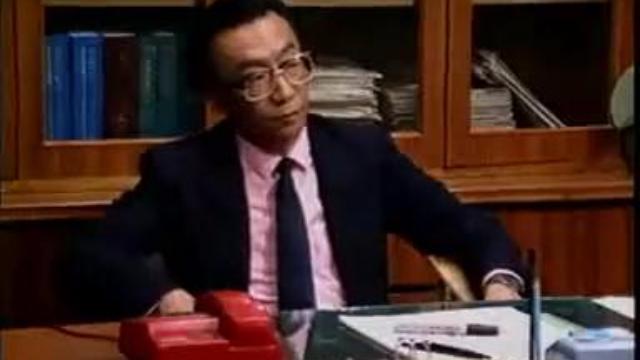 侯耀华接待外国朋友,这不是大山嘛!