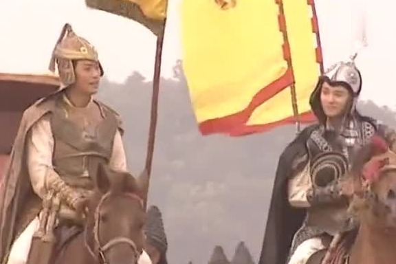 王世充去江都任官,途中遇到失散的女儿,却狠心杀死女儿的恩人