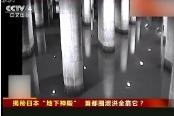 """揭秘东京""""地下神殿"""" 日本首都圈免遭大洪水全靠它?"""