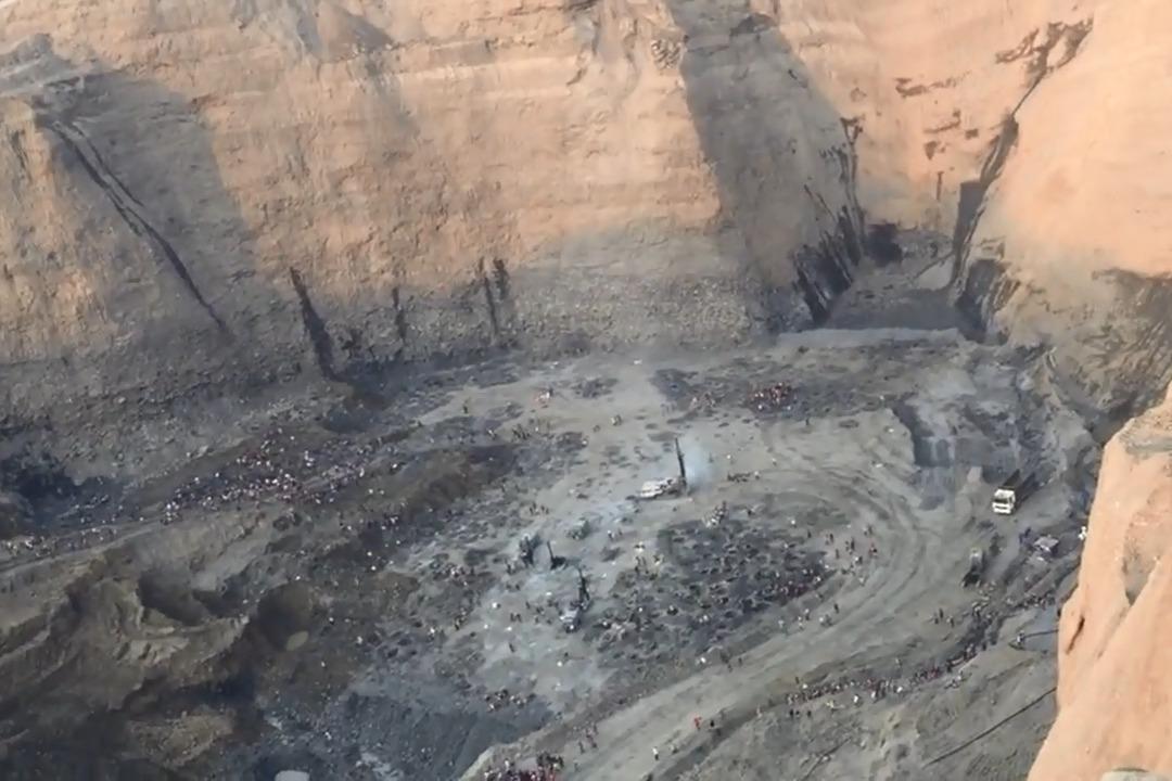 缅甸矿区现场:生态环境遭严重破坏!全景一览莫西沙翡翠矿区现况