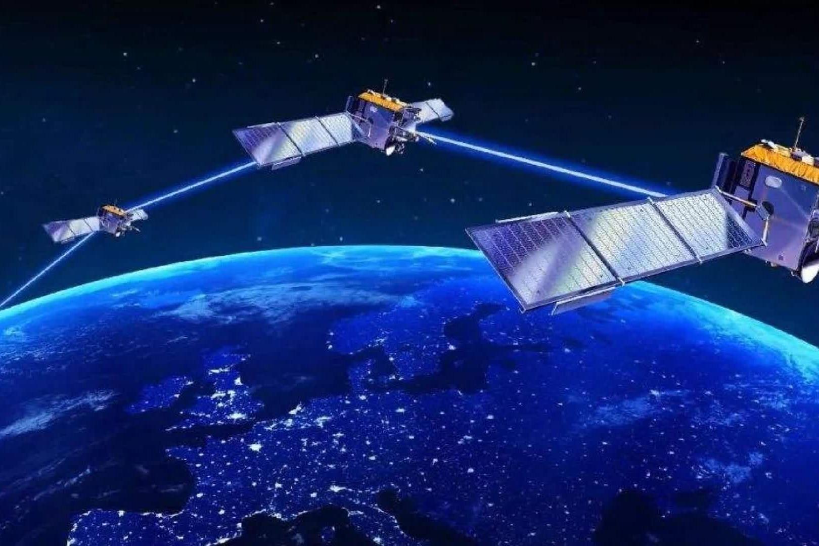 中国天空突现5个陌生卫星,到底是谁做的?美国:我也不知道