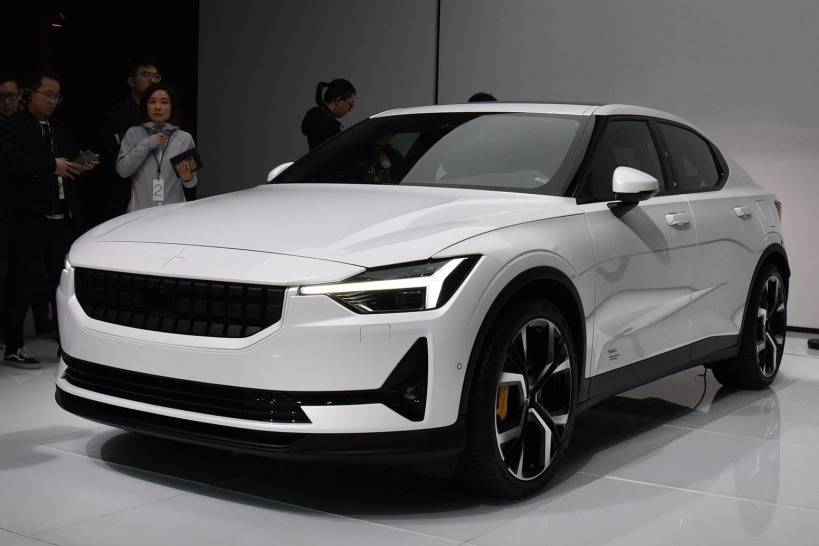 沃尔沃Polestar 2首发版售价公布;铃木两款概念车亮相东京车展