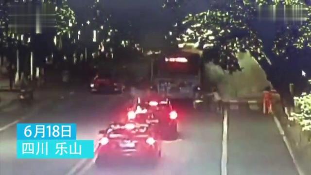 四川乐山公交车爆炸案一审宣判,被告人被判死刑缓期二年执行