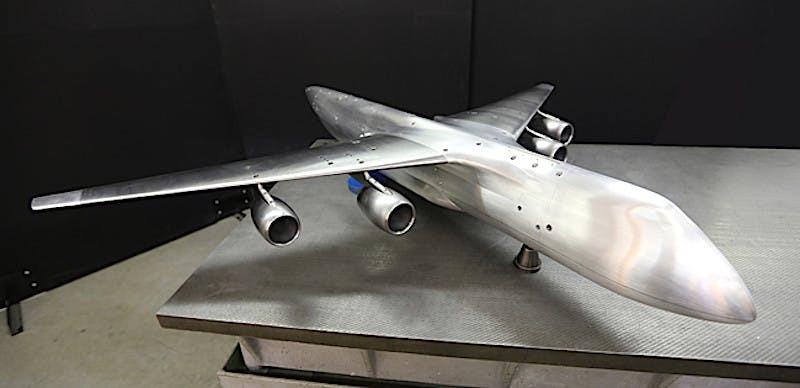 """an-124 安-124末日来临:巨型运输机""""大象""""模型亮相,俄罗斯踢开乌克兰"""