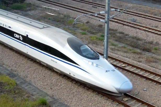 河南安徽人民有福了,高铁预计今年开通!车程从5小时变1小时
