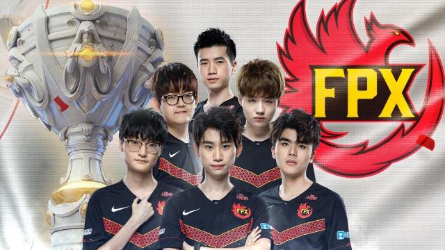 2019全球总决赛FPX夺冠之路