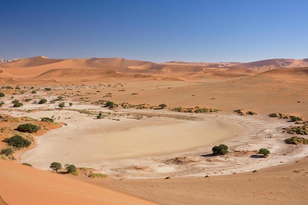 把海水引入沙漠,会发生什么样的后果?结果超乎想象!