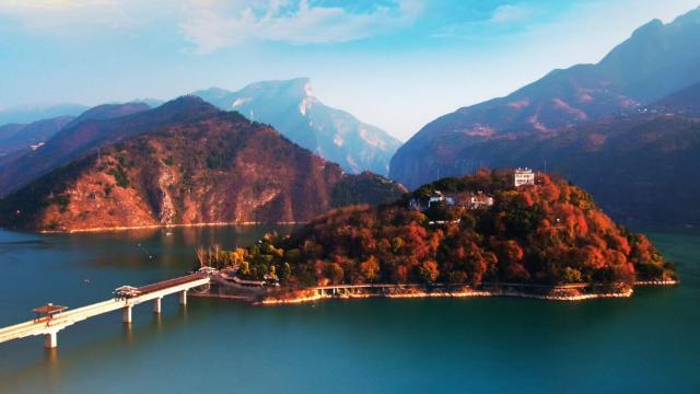 重庆或再添一处国家5A级景区奉节白帝城—瞿塘峡进入预备名单