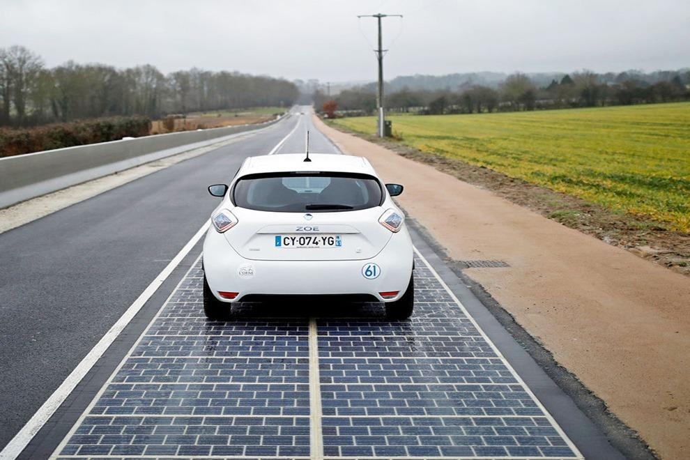 太阳能和公路放在一起会怎样?法国太阳能公路之梦的破灭!