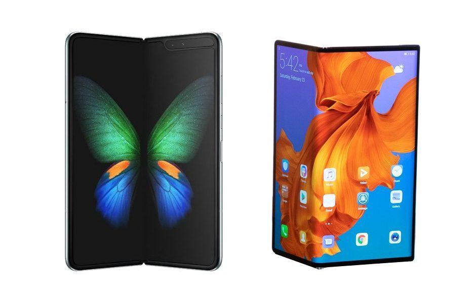诺基亚n500华为、三星折叠屏手机遭猖狂爆抢背后,是真的