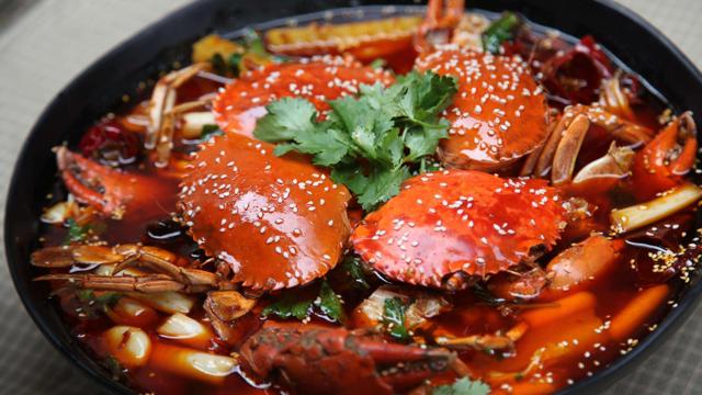 你吃螃蟹,螃蟹吃大餐!