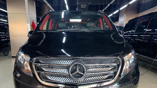 奔驰豪华商务车 进口metris改装商务车 奔驰7座MPV