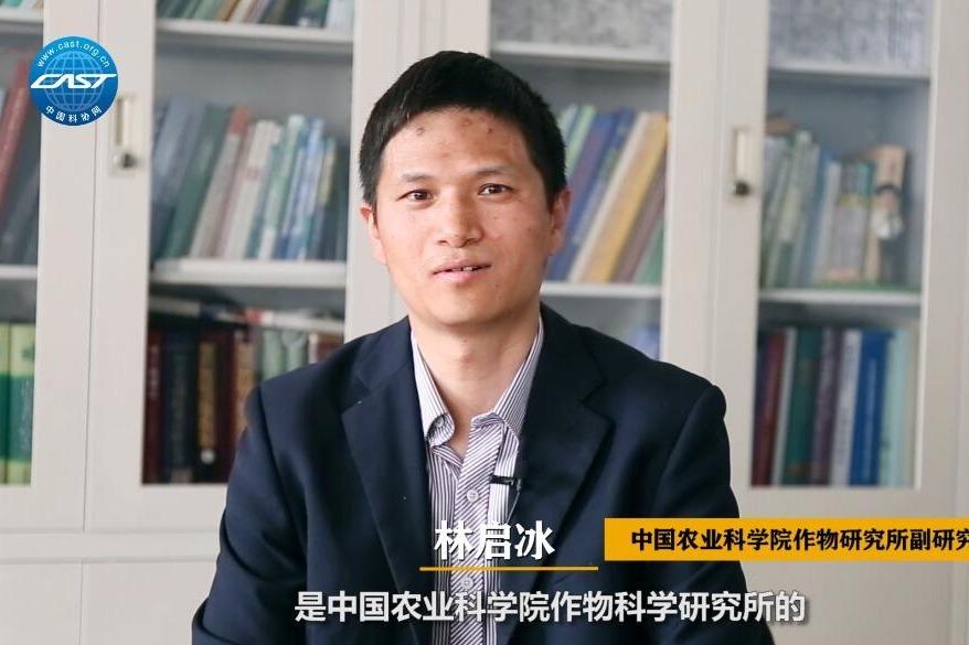 【科技工作者访谈】青年科学家:林启冰