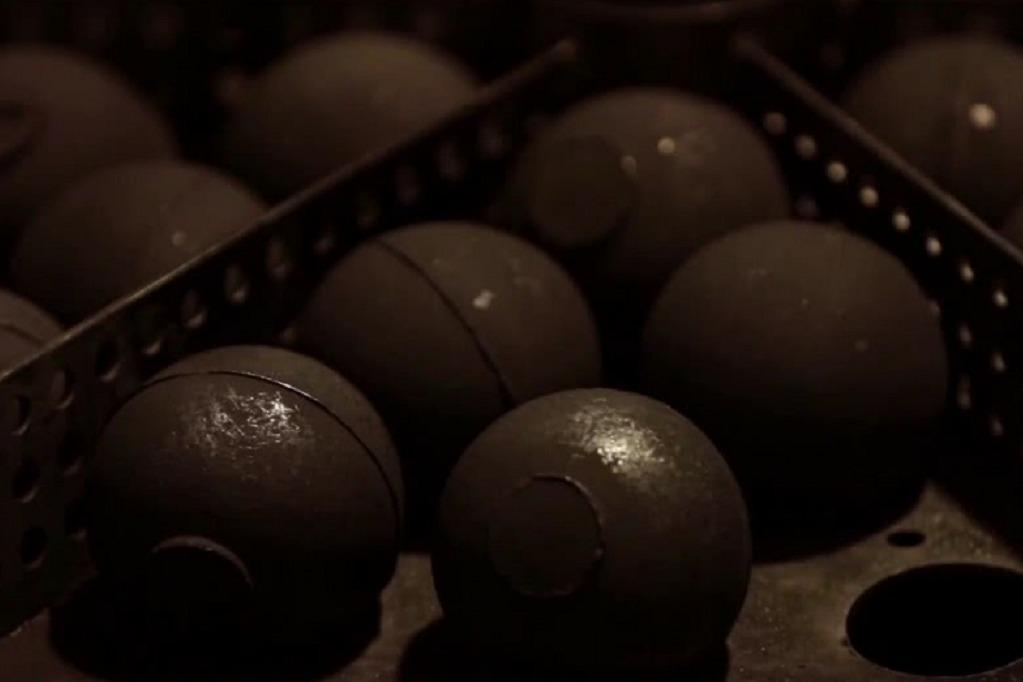 中国核燃料球生产流程曝光,1颗有网球大小,4颗可抵6吨煤