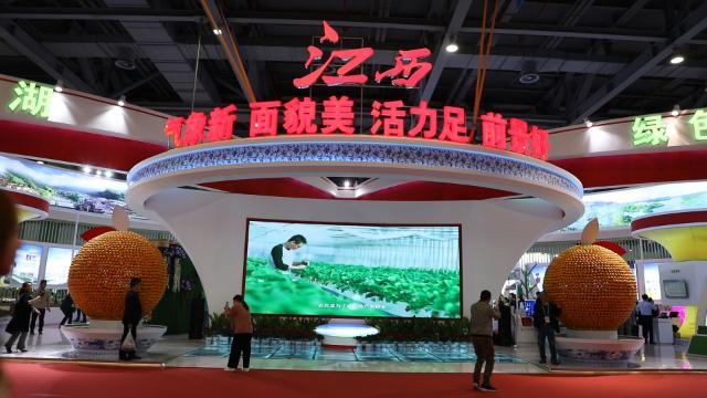 VLOG丨第十七届中国国际农产品交易会