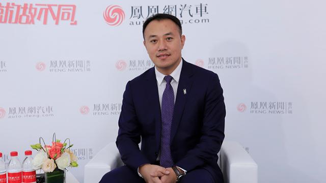 一汽轿车销售有限公司副总经理赵东