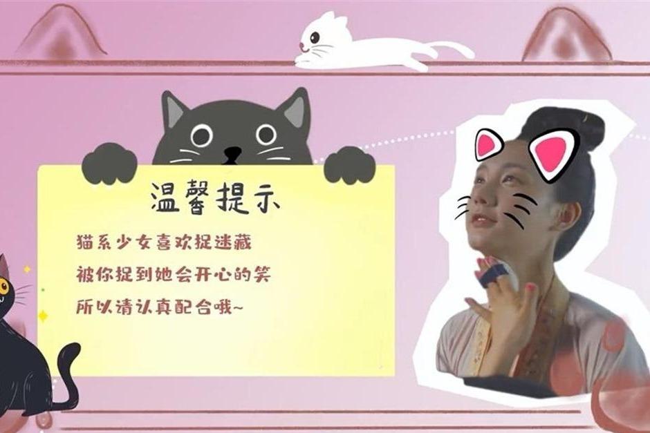电视剧鹤唳华亭:猫系少女陆文昔的养成计划