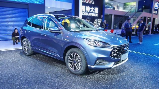 静态体验福特全新SUV,最大亮点是动力,最有悬念是价格