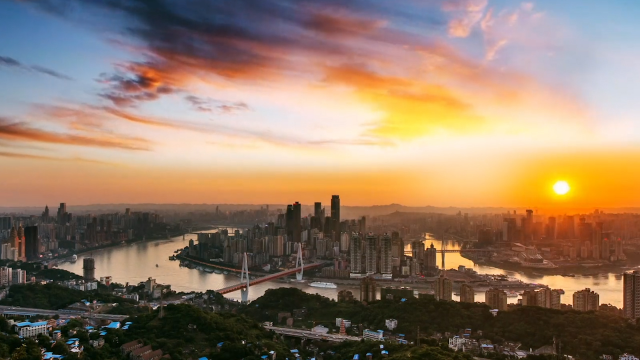 """重庆国土空间总体规划方案初形成 制定""""一圈两群""""发展新举措"""