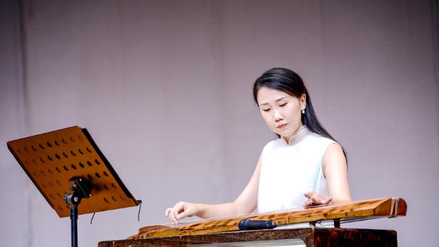 《酒狂》演奏-最快节奏古琴曲-唐畅-广州图片