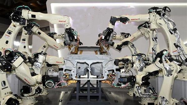 中国服务机器人水平已经与世界先进水平比肩