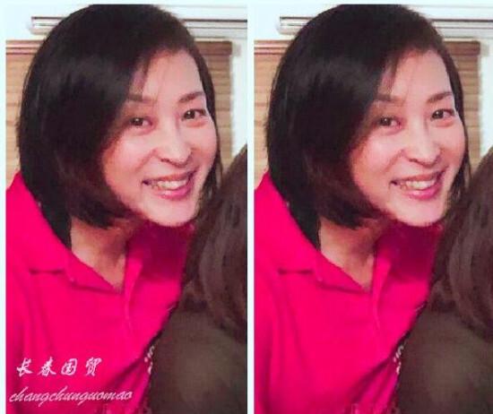 """54岁黎美娴近照,容颜未老优雅大方,曾被称为""""古装第一美人"""""""