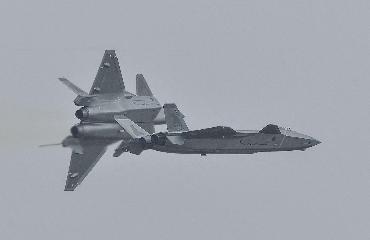美媒:阵风全面落后歼-20 如果硬刚将遭碾压