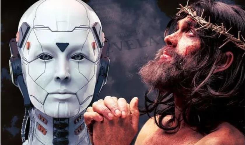 程序员让人工智能耶稣深度学习《圣经》:已能模拟上帝的口吻说话