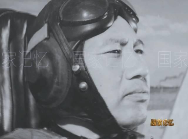 空军一级战斗英雄:张积慧。 图片来源:CCTV国家记忆