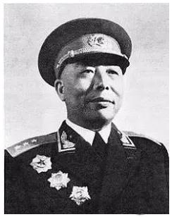 第九兵团司令员宋时轮上将