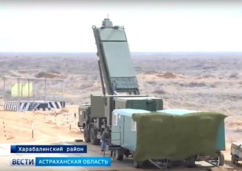 万博体育:美军战争王牌丧失!俄罗斯S-500新型雷达入役 不惧电子干扰
