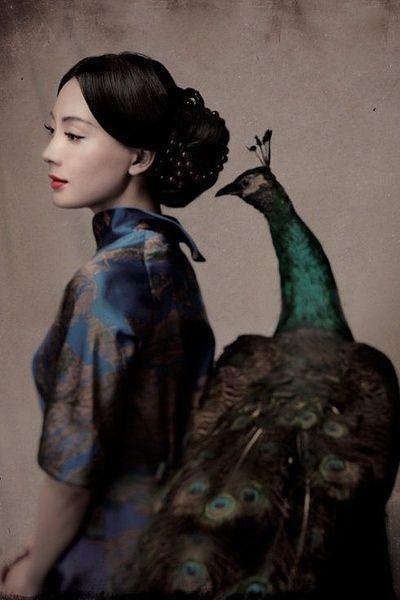 为何旗袍能成为中国国粹 不解释直接甩图
