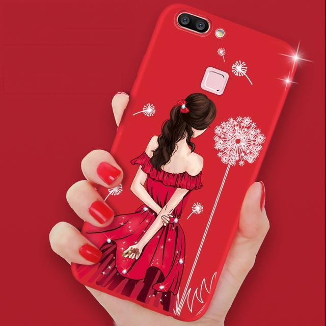 作为潮女怎么会拒绝这样好看的手机壳呢,4款华丽图案,都要买买买.