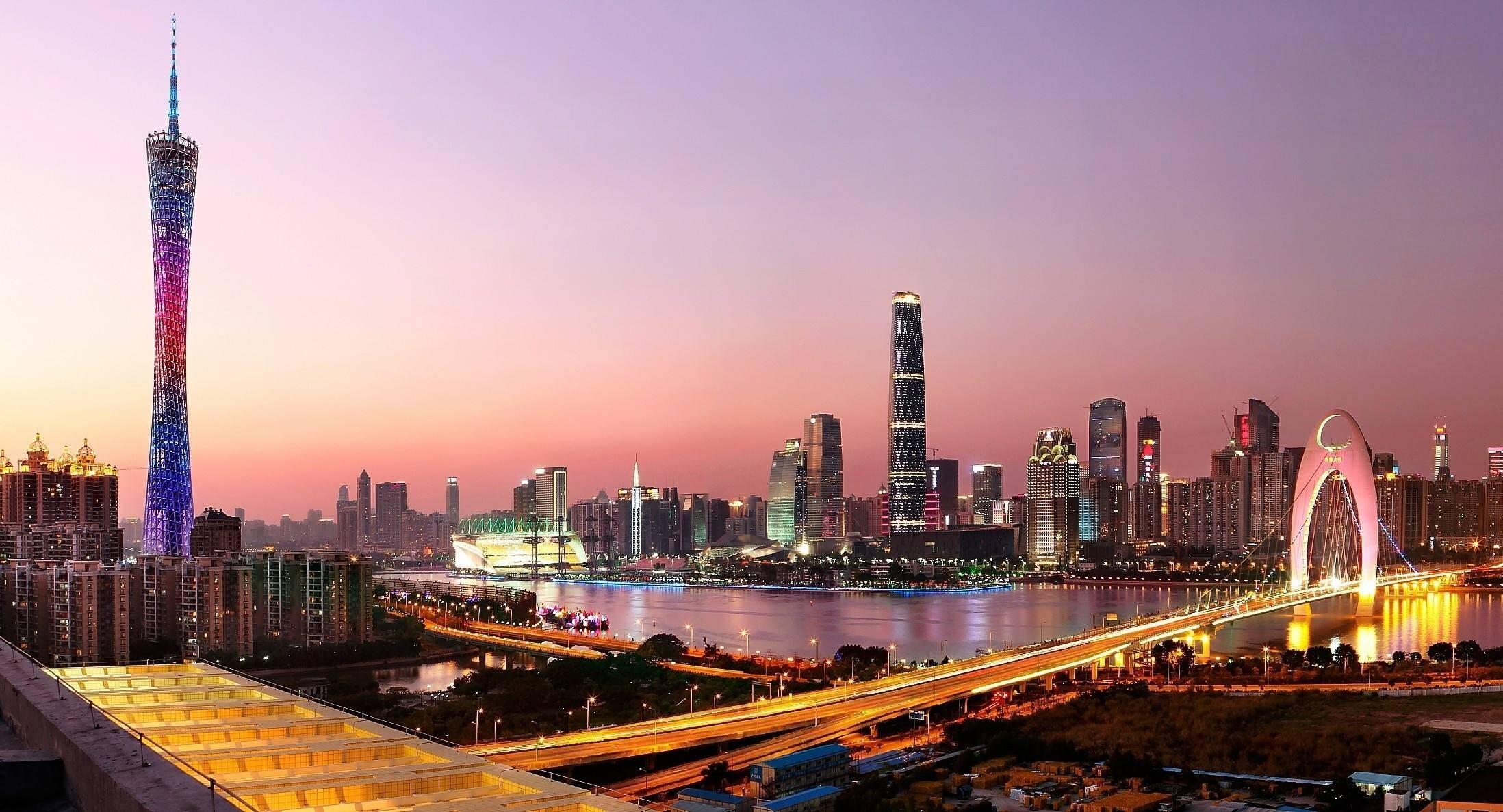 一季度广州GDP首被天津超越 增速较同期下滑近一半