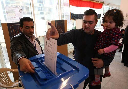 外媒:伊拉克议会确认将于5月12日进行选举
