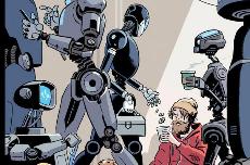 对机器人征税是自负与贪婪的表现