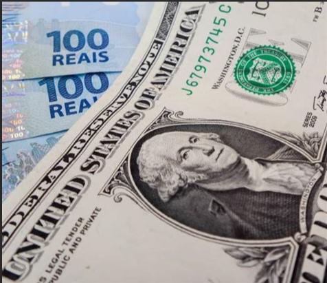 受选情影响 巴西金融市场美元汇率大跌