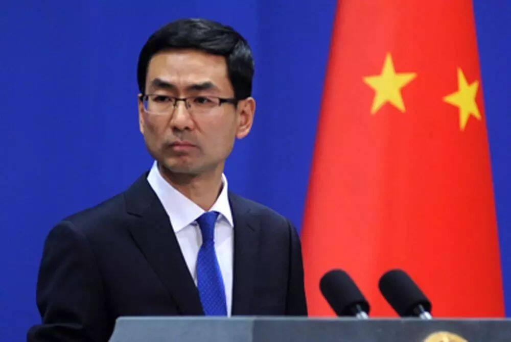 外媒称西方应对华为采取限制 中方:停止有罪推论