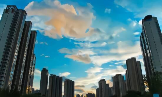 中国1-4月房地产开发投资增长11.9% 商品房销售面积降0.3%