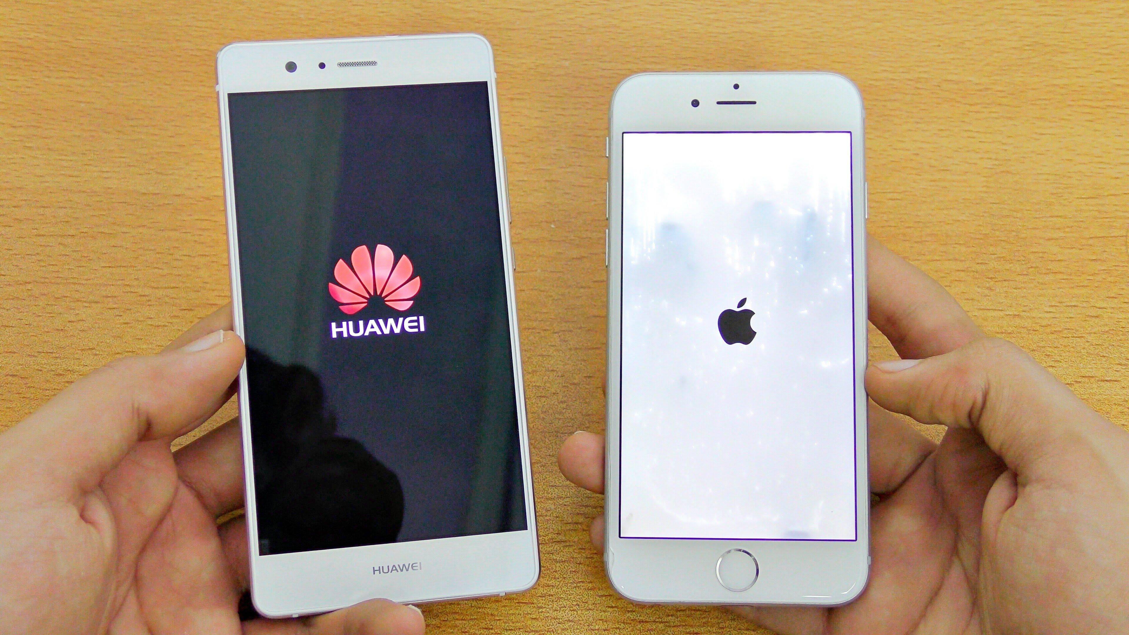 若苹果在华遭禁售 华为将成世界最大智能手机制造商