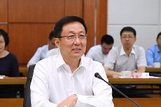 韩正:实施好积极财政政策 抓紧落实减税降费政策措施