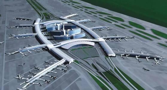 深圳拟建29万平米机场:机场搬迁影响两大片区