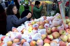 商务部:上周西瓜等批发价下降 肉类批发价不同程度上涨