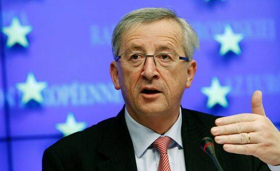 """欧盟称暗示容克或提前卸任的说法是""""无稽之谈"""""""