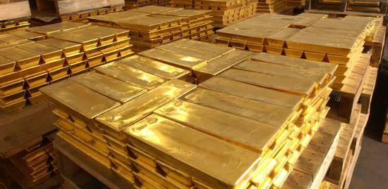 全球黄金回流潮继续 土耳其决定将黄金全部从美运回